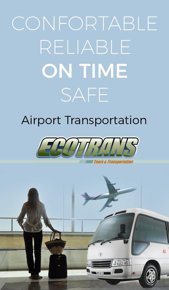 Liberia Airport Shuttle Transportation